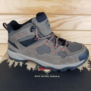 Red Wing Irish Setter Work Hiker Afton Safety Boot